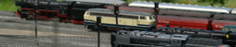 Modellbahn-Fan